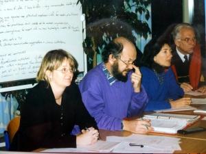 P1060106Trésorier de WACC Europe avec la présidente